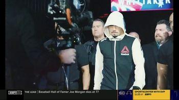 ESPN+ TV Spot, 'UFC 254: Whittaker vs. Cannonier' - 32 commercial airings