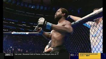 ESPN+ TV Spot, 'UFC 254: Whittaker vs. Cannonier' - Thumbnail 3