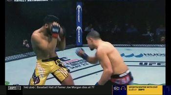 ESPN+ TV Spot, 'UFC 254: Whittaker vs. Cannonier' - Thumbnail 4
