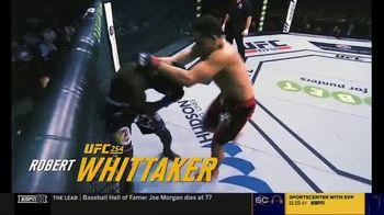 ESPN+ TV Spot, 'UFC 254: Whittaker vs. Cannonier' - Thumbnail 5
