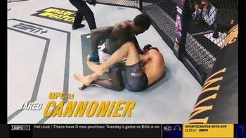 ESPN+ TV Spot, 'UFC 254: Whittaker vs. Cannonier' - Thumbnail 8