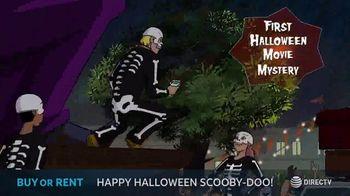DIRECTV Cinema TV Spot, 'Happy Halloween, Scooby-Doo!'