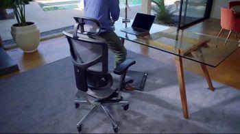 X-Chair X-HMT TV Spot, 'History of Sitting' - Thumbnail 4