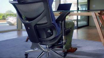X-Chair X-HMT TV Spot, 'History of Sitting' - Thumbnail 8