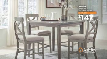 Ashley HomeStore Black Friday Sale TV Spot, '55% Off Doorbusters: Tables Beds & Sofas' - Thumbnail 4