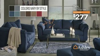 Ashley HomeStore Black Friday Sale TV Spot, '55% Off Doorbusters: Tables Beds & Sofas' - Thumbnail 6