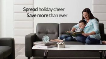 Ekornes Stressless TV Spot, 'Holiday Cheer' - Thumbnail 1