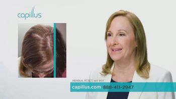 Capillus Black Friday Sale TV Spot, 'Thinning Hair Has Changed Your Life' - Thumbnail 7