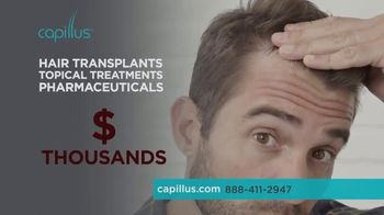 Capillus Black Friday Sale TV Spot, 'Thinning Hair Has Changed Your Life' - Thumbnail 9
