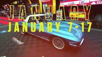 Mecum Auctions TV Spot, 'Collector Car Auction'