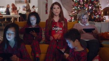 Frito Lay TV Spot, 'Share Your Favorite Things: Lay's Fireplace: Toys for Tots' Featuring Anna Kendrick - 350 commercial airings