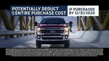 Ford TV Spot, 'Opportunity: Taxes' [T2] - Thumbnail 4