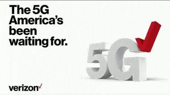 Verizon 5G TV Spot, 'NFL: Prater Field Goal' - Thumbnail 6