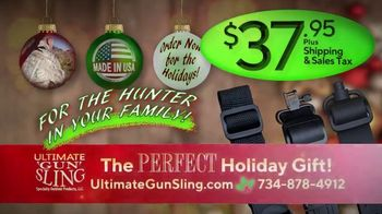 Specialty Outdoor Products LLC Ultimate Gun Sling TV Spot, 'Holidays: Great Gift' - Thumbnail 5