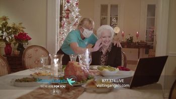 Visiting Angels TV Spot, 'Holidays: The New Way to Celebrate'