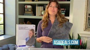 America's Steals & Deals TV Spot, 'Calming Heat' Featuring Genevieve Gorder
