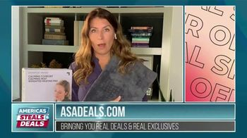 America's Steals & Deals TV Spot, 'Calming Heat' Featuring Genevieve Gorder