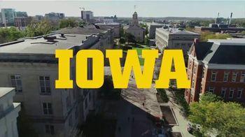 University of Iowa TV Spot, 'Great Stories Start Here' - Thumbnail 1