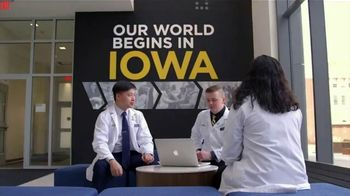 University of Iowa TV Spot, 'Great Stories Start Here' - Thumbnail 9