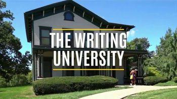 University of Iowa TV Spot, 'Great Stories Start Here' - Thumbnail 4