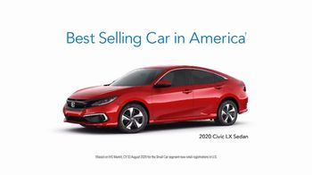 Happy Honda Days Sales Event TV Spot, 'Random Acts of Helpfulness: Town Near You' [T2] - Thumbnail 9