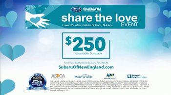 Subaru Share The Love Event TV Spot, '2021 Subaru Lineup: $250 Charitable Donation' [T2] - Thumbnail 6