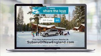 Subaru Share The Love Event TV Spot, '2021 Subaru Lineup: $250 Charitable Donation' [T2] - Thumbnail 4