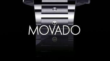 Movado SE TV Spot, 'Always Moving Forward' - Thumbnail 1