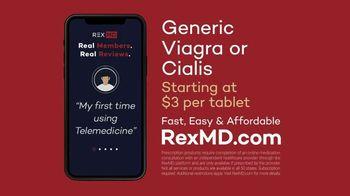 REX MD TV Spot, 'My First Time Using Telemedicine' - Thumbnail 1