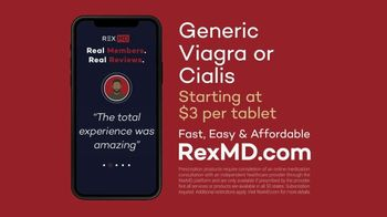 REX MD TV Spot, 'My First Time Using Telemedicine' - Thumbnail 3