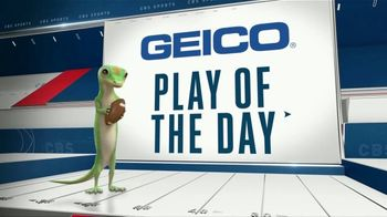 GEICO TV Spot, 'Play of the Day: Watt Is Electric' - Thumbnail 8