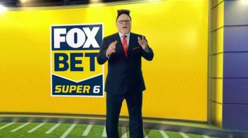 FOX Bet Super 6 TV Spot, 'Win $100,000 of Terry's Money: Twin Howies' Featuring Terry Bradshaw and Howie Long - Thumbnail 1