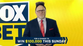 FOX Bet Super 6 TV Spot, 'Win $100,000 of Terry's Money: Twin Howies' Featuring Terry Bradshaw and Howie Long