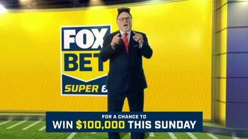 FOX Bet Super 6 TV Spot, 'Win $100,000 of Terry's Money: Twin Howies' Featuring Terry Bradshaw and Howie Long - Thumbnail 3