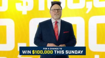 FOX Bet Super 6 TV Spot, 'Win $100,000 of Terry's Money: Twin Howies' Featuring Terry Bradshaw and Howie Long - Thumbnail 4