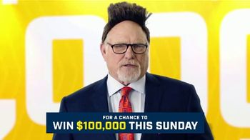 FOX Bet Super 6 TV Spot, 'Win $100,000 of Terry's Money: Twin Howies' Featuring Terry Bradshaw and Howie Long - Thumbnail 5