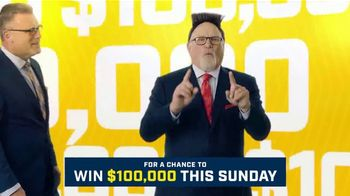 FOX Bet Super 6 TV Spot, 'Win $100,000 of Terry's Money: Twin Howies' Featuring Terry Bradshaw and Howie Long - Thumbnail 6