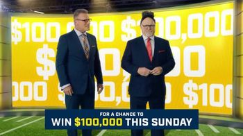 FOX Bet Super 6 TV Spot, 'Win $100,000 of Terry's Money: Twin Howies' Featuring Terry Bradshaw and Howie Long - Thumbnail 7