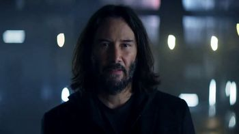 Cyberpunk 2077 TV Spot, \'Seize the Day\' Featuring Keanu Reeves, Song by Billie Eilish