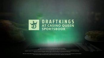 DraftKings Casino Queen Sportsbook TV Spot, 'Thanksgiving: No Brainer' - Thumbnail 6