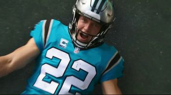 Amazon Web Services TV Spot, 'Next Gen Stats: Best Flipping Play' Featuring Christian McCaffrey