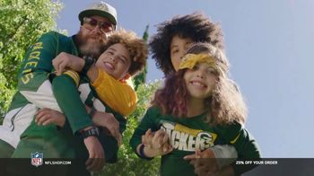 NFL Shop TV Spot, 'My Everything: 25%' Song by Bakar