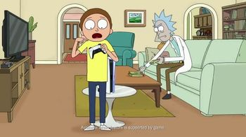 PlayStation 5 TV Spot, 'Adult Swim: Rick and Morty x PlayStation 5 Console' - Thumbnail 7