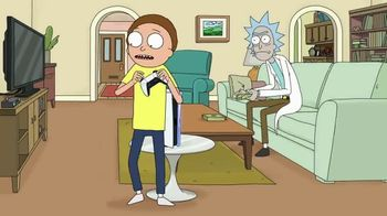 PlayStation 5 TV Spot, \'Adult Swim: Rick and Morty x PlayStation 5 Console\'