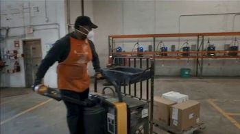 The Home Depot TV Spot, 'Thank You to Our Associates' - Thumbnail 3