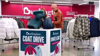 Burlington Coat Drive TV Spot, 'Help Spread Warmth' - Thumbnail 2