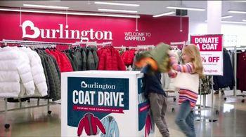 Burlington Coat Drive TV Spot, 'Help Spread Warmth' - Thumbnail 6