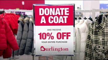 Burlington Coat Drive TV Spot, 'Help Spread Warmth' - Thumbnail 7