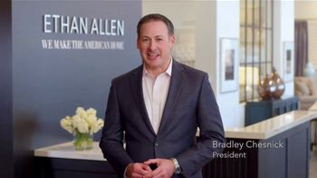 Ethan Allen Black Friday TV Spot, 'Legendary Quality and Style: 25% Off'