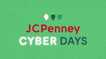 JCPenney Cyber Days TV Spot, 'JCPenney Home, Sleepwear and More' - Thumbnail 1
